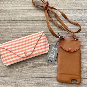 Aerie American Eagle iPhone 6 case purse wallet